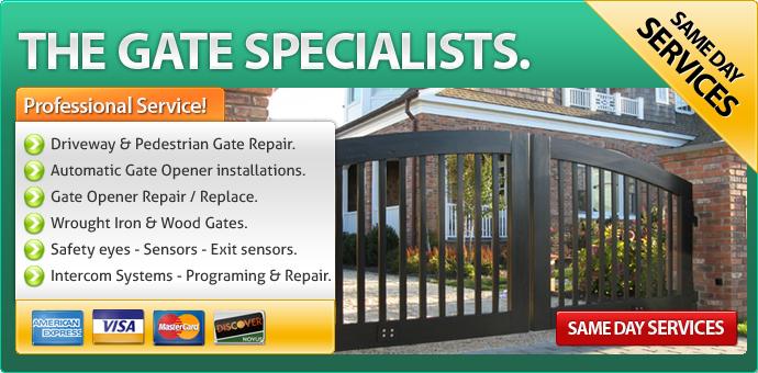 gate repair valencia ca